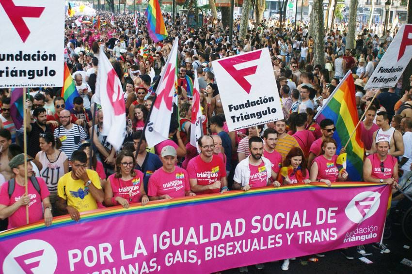 Manifestación de Madrid del 28 de Junio de 2017
