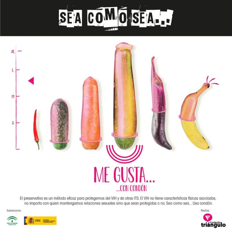 Campaña de promoción del presevativo